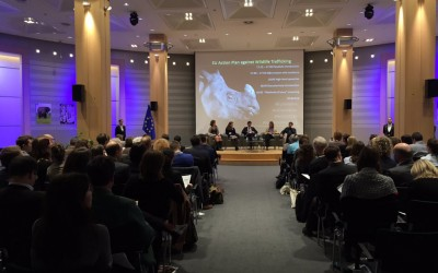EU Action Plan against Wildlife Trafficking event at the European Parliament